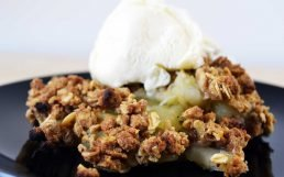 Easy Apple Crumble