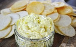 Super Easy Corn Relish Dip