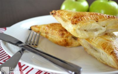 Delicious Easy Apple Turnover