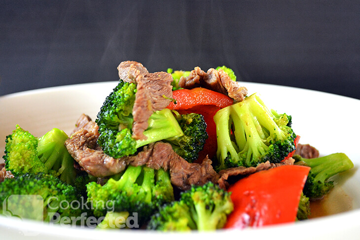 Beef and Broccoli with Coconut Aminos