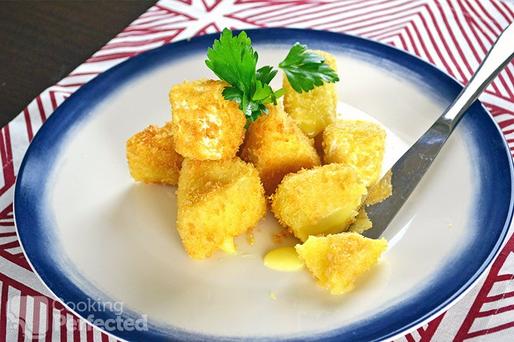 Fried Camembert