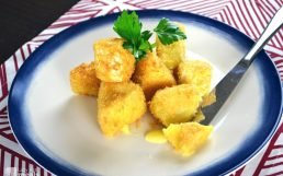 Crispy Deep Fried Camembert Recipe