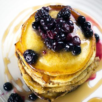 Quick and Easy Pancakes