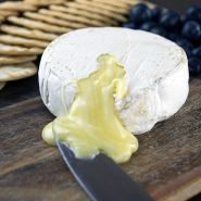 Easy Baked brie