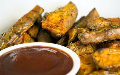 Homemade Easy Sweet Potato Fries