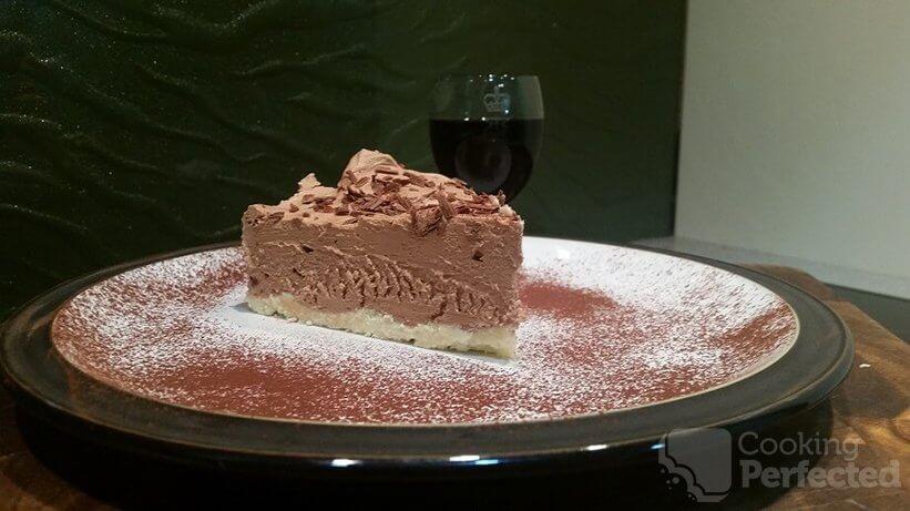 Gluten-Free Chocolate Cheesecake