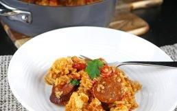 Easy Chicken Jambalaya
