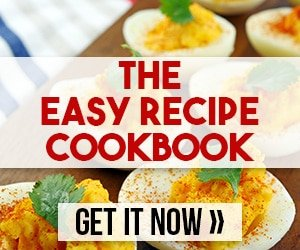 Easy Cookbook Square