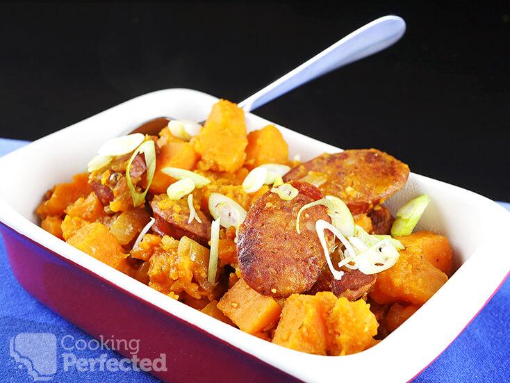 Easy Gluten-Free Sweet Potato Casserole