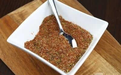 Super Simple Homemade Cajun Seasoning