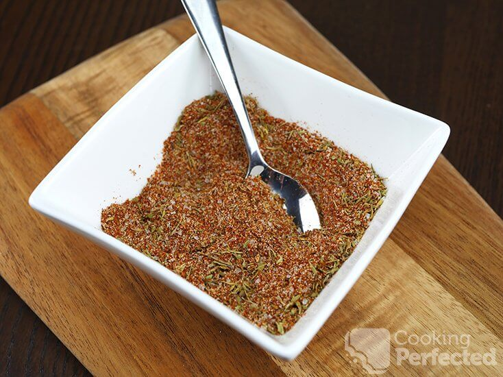 Cajun Seasoning made from Scratch
