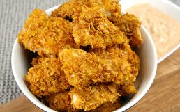 Easy Cornflake Chicken