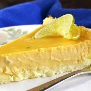 Gluten-Free Key Lime Pie