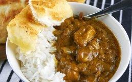 Gluten-Free Peanut Chicken Curry