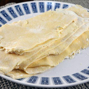 Gluten Free Lasagna Noodles