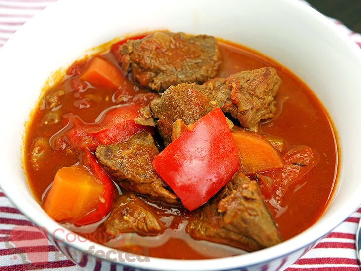 Hungarian Inspired Paleo Goulash
