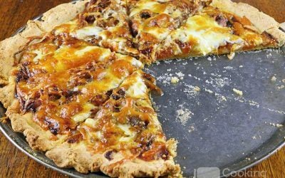 Easy Gluten-Free Pizza Dough