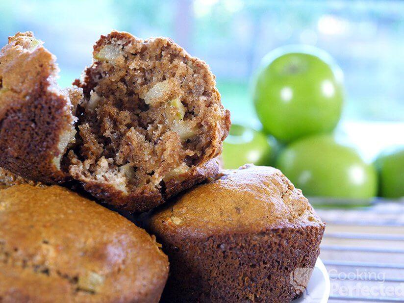Paleo Apple Muffins