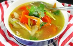Healthy Paleo Chicken Soup