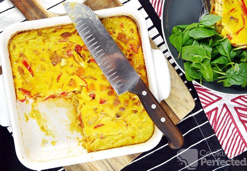 Paleo Friendly Breakfast Casserole