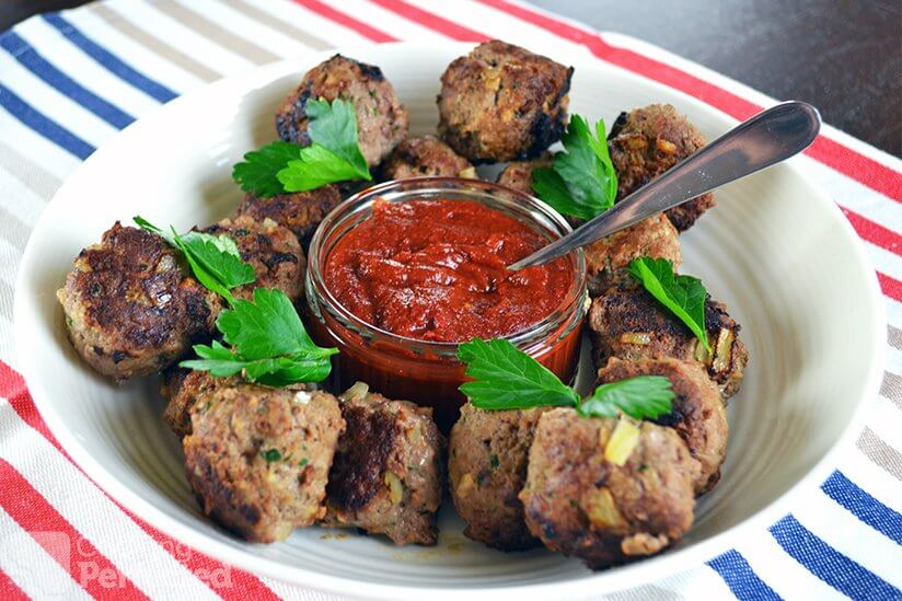 Ground Beef Meatballs