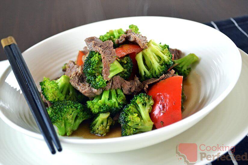 Paleo-Friendly Beef and Broccoli
