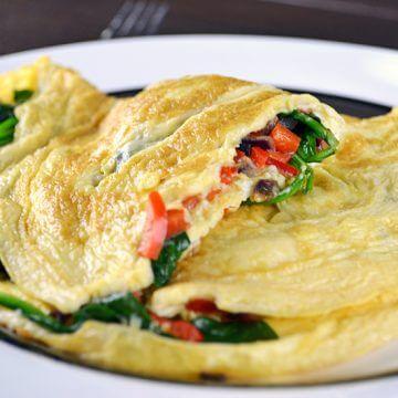Paleo Omelette Recipe