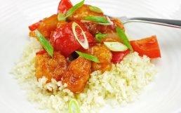 Paleo Sweet & Sour Chicken