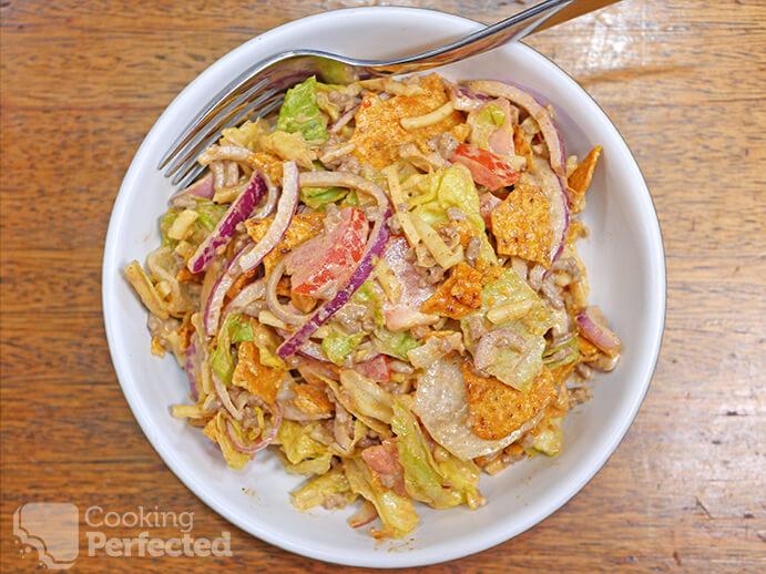 The Best Taco Salad