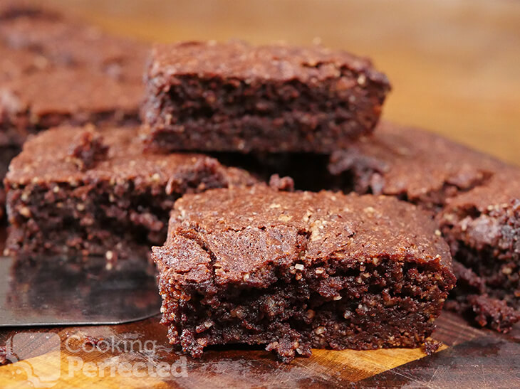 Gluten-Free Moist Chocolate Brownies