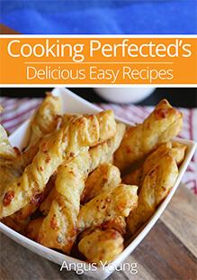Easy Recipes Cookbook Thumbnail