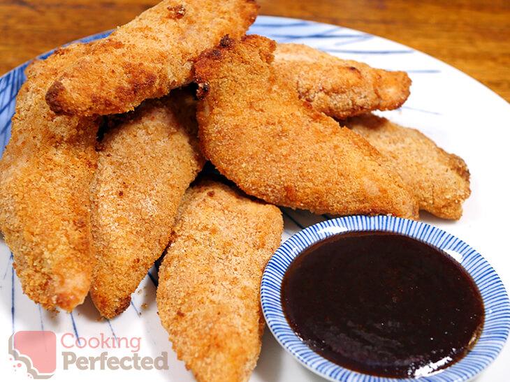 Air fryer chicken tenderloins