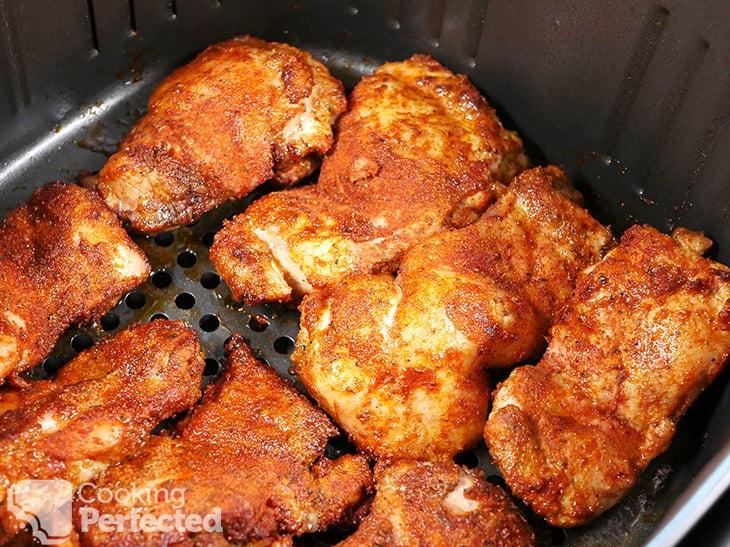Chicken Thighs in the Air Fryer