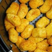 Cooking Frozen Chicken Nuggets in Air Fryer