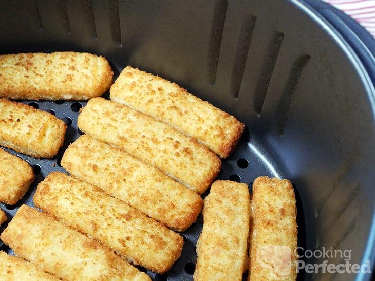 Frozen Fish Sticks in the Air Fryer