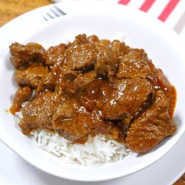 Instant Pot Beef Rogan Josh
