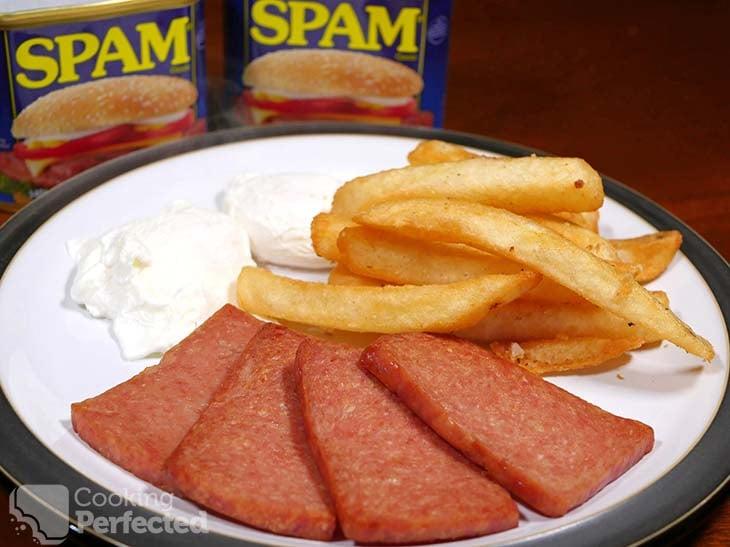 Air Fryer Spam