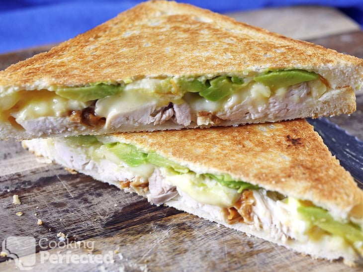 Grilled Chicken and Avocado Sandwich
